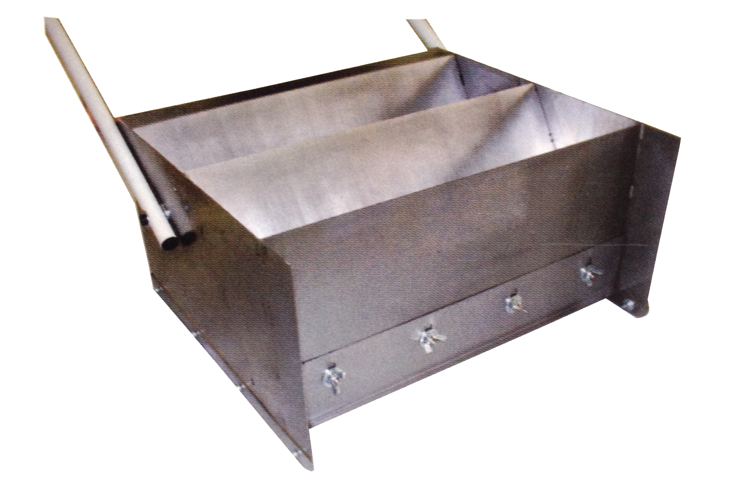 Steel Mortar Boxes : Products calibur technical equipment